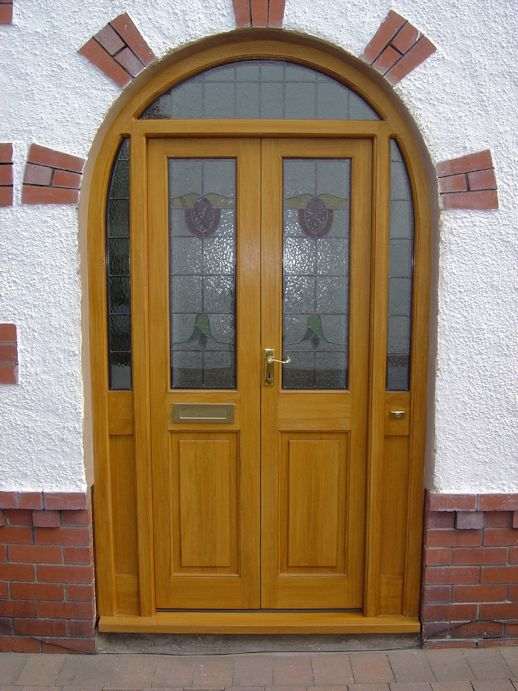 Doors m l joinery for Front door and frame